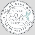 is seen on style me pretty